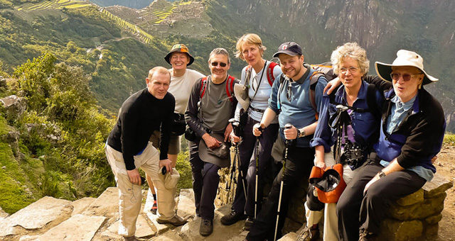 Traditional Inka Trail and Cusco