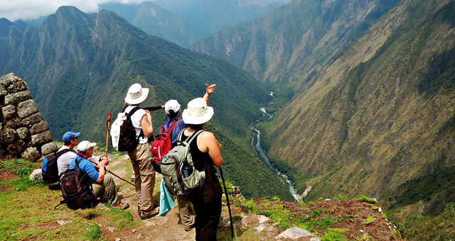 Short Inka Trail and Cusco